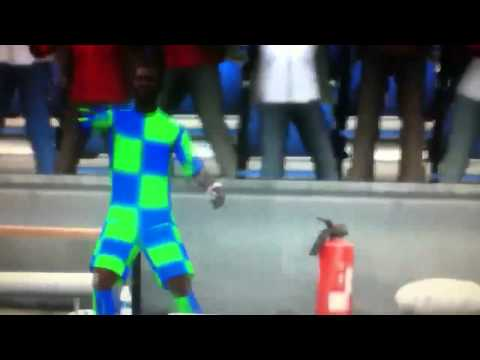 FIFA 12 strip glitch