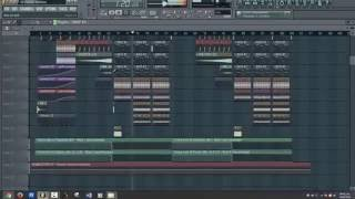 Tiësto & Mike Williams - I Want You (Original MIx) (FL Studio Remake + FLP)