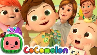 My Big Brother Song | CoCoMelon Nursery Rhymes & Kids Songs