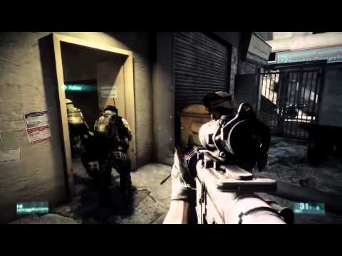 Battlefield 3 NEW Gameplay [HD]