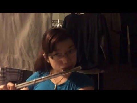 Aika inuyasha sad song flute I