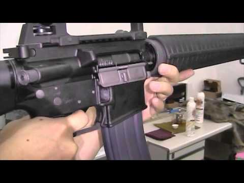 M16a3 Wtih Marking Airsoft
