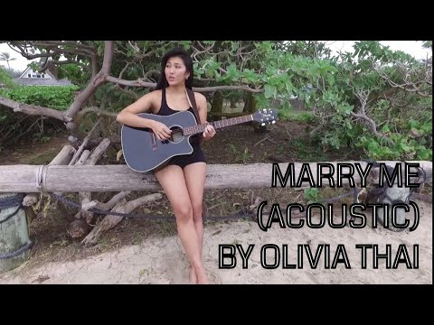 Thomas Rhett - Marry Me | Olivia Thai Female Cover