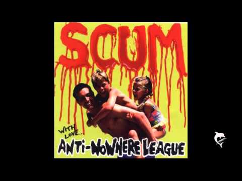 Anti-nowhere League - Scum