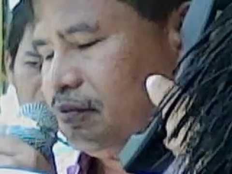 Pagharap ni Gov egay sa grupo ng mga minero