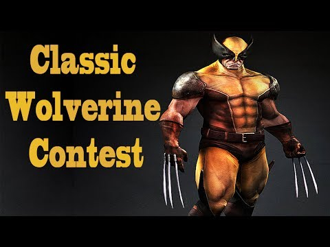 Marvel Super Hero Squad Online Classic Wolverine Code Contest Number Eleven- HD