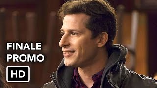 "Brooklyn Nine-Nine 4x21 ""The Bank Job"" / 4x22 ""Crime & Punishment"" Promo (HD) Season Finale"