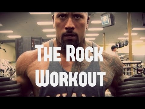 If you SMELL what THE ROCK is COOKING!