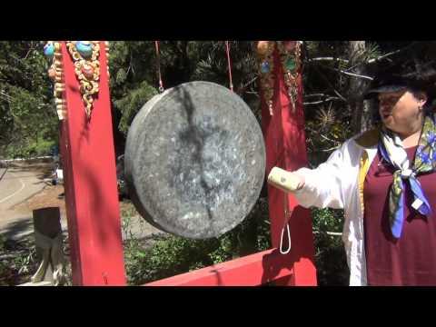 США 1463: Промеж секвой, о Боже мой, там Будды - сразу семь