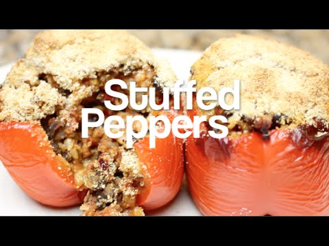 SEXY LOSER [Recipe] Stuffed Peppers!