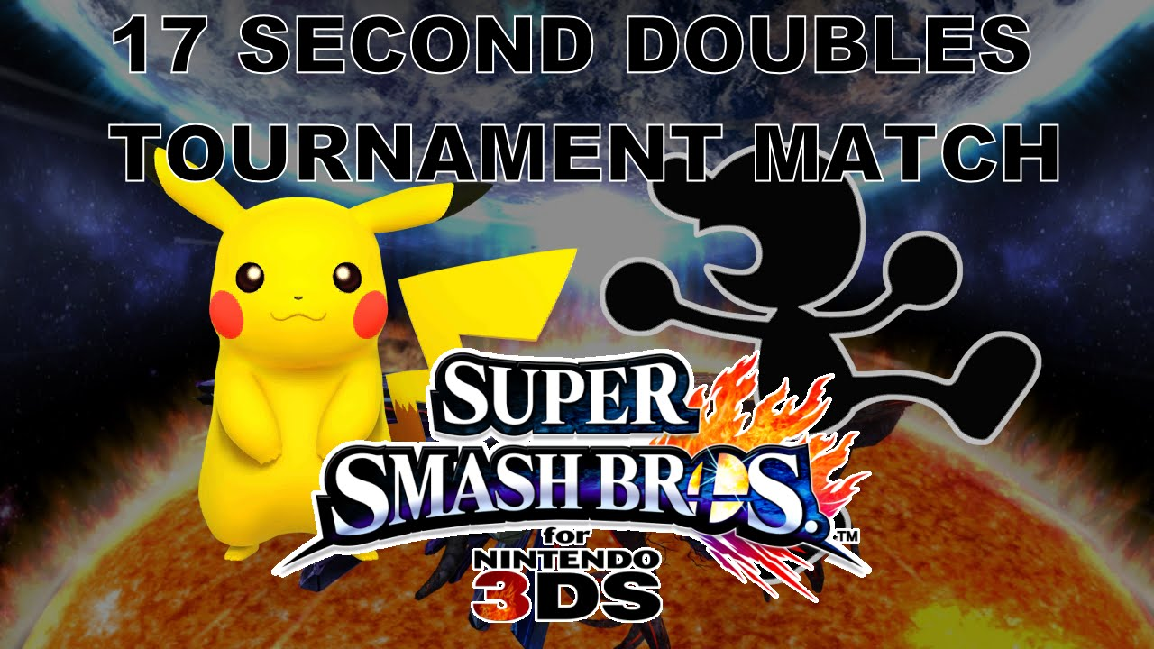 Smash Bros. 3DS - Matchmaking and Friend Code Exchange