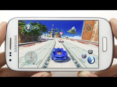 Fantástico Juego de Carreras para Android