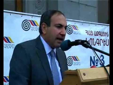 Nikol Pashinyani Eluyte 3.05.2012
