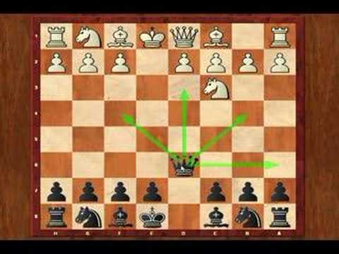 Chess Lesson: Scandinavian Defence