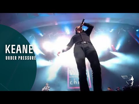 Keane - Under Pressure (Keane Curate War Child) (Live @ The Living Room)