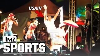 USAIN BOLT Welcome to Trinidad ...TAKE OUR WOMEN! | TMZ Sports