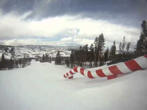 Sean Dascomb Winter Park Colorado Snowboard Edit 2011 - 2012