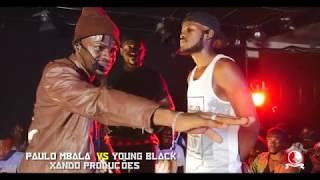 #RRPL Apresenta PAULO MBALA VS YOUNG BLACK