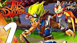 Jak & Daxter Precursor Legacy - Gameplay Walkthrough Part 1 - Prologue (PS4 PRO)
