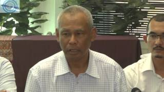 SIDANG MEDIA TAN SRI MUSA HASSAN