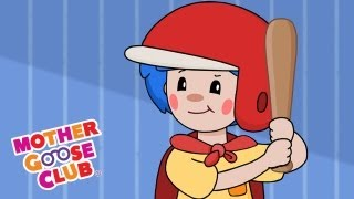 Take Me out to the Ball Game - Mother Goose Club Rhymes for Kids