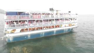 CARNI MAS boat ride, Trinidad... Onboard The Harbor Master....#Trinidad #kevonx
