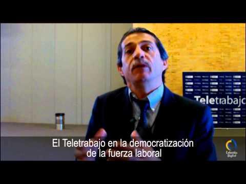 El Teletrabajo en la democratización de la fuerza laboral