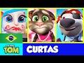 Talking Tom Curtas – Ultra Maratona