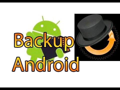 Tutorial: Copia de seguridad o Backup de Android