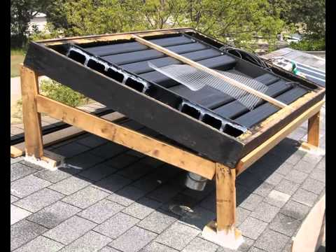 My Roof Mounted Solar Panel and How I Built It Download Download