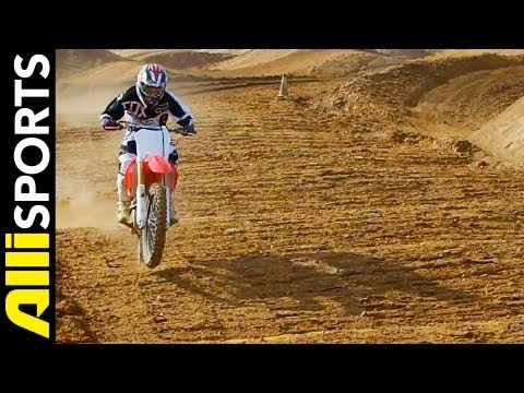 How To Whoop Sections, Jimmy Decotis, Alli Sports Moto Step By Step Trick Tips