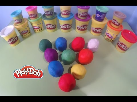 10 Play Doh Eggs Dinosaur Disney Star Wars Clone Wars Cars Planes Toys Collector
