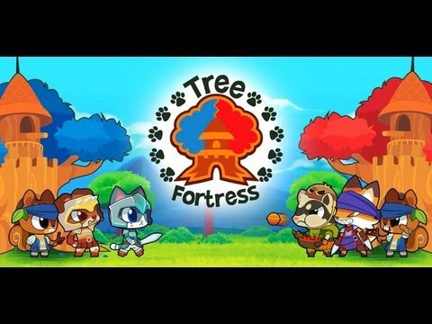 Android Tree Fortress - Free Kids Game