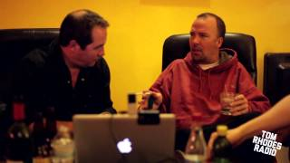 TRR Ep#40 Doug Stanhope & Tom Rhodes On Being (ab)Normal