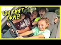 Download DAD GIVES KAYLA A DRIVING LESSON | We Are The Davises in Mp3, Mp4 and 3GP