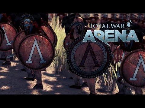 Total War: Arena - Alpha Gameplay Trailer