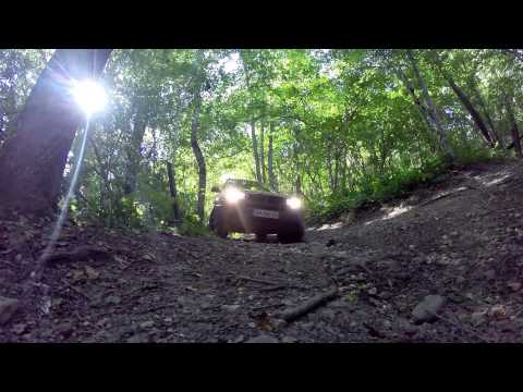BMW X3 off road