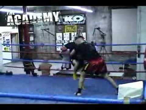 muay thai drills - counters Image 1