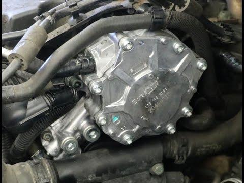 Hvordan Bytte Tandempumpe Vakuumpumpe Drivstoff H Ytrykkspumpe 1 9tdi Tverrstilt