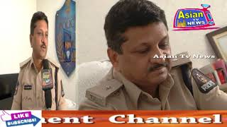 Asian Tv News. ADDITIONAL DCP ( CCS ) KCS RAGHU VIR INTERVIEW ON CYBER CRIME FRAUD CASES