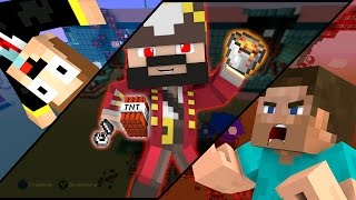 TURNING A LOBBY OF ANGRY KIDS AGAINST EACH OTHER ON MINECRAFT! (minecraft trolling & griefing)