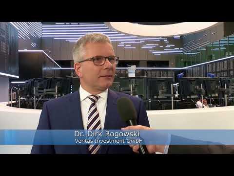 """Strafzölle, G7-Eklat & Italien-Wahl: """"Enorme Unsicherheiten an der Börse"""", sagt Dirk Rogowski"""