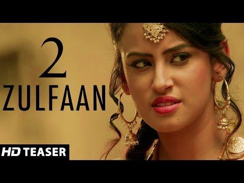 2 Zulfaan - Ali Rajpura || Official Teaser || New Punjabi Song 2014 || HD Video