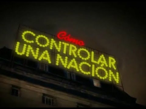 Derren Brown: El Gran Show cómo controlar una nación