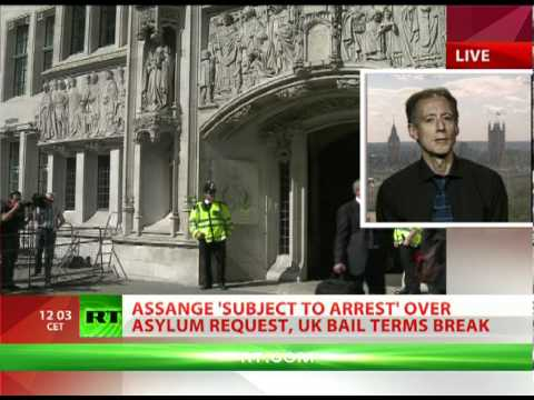 'Assange to face secret trial, worst jail in Europe if arrested'