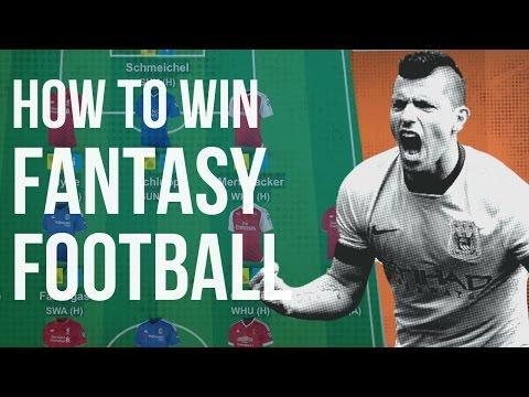 HOW TO WIN FANTASY FOOTBALL  - TIPS & TRICKS