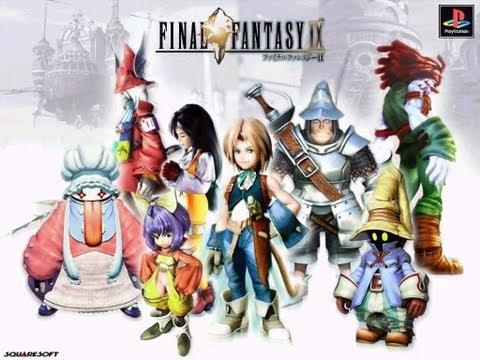 Final Fantasy 9 - Español - Disco1,2,3y4 | Descarga | MEGA