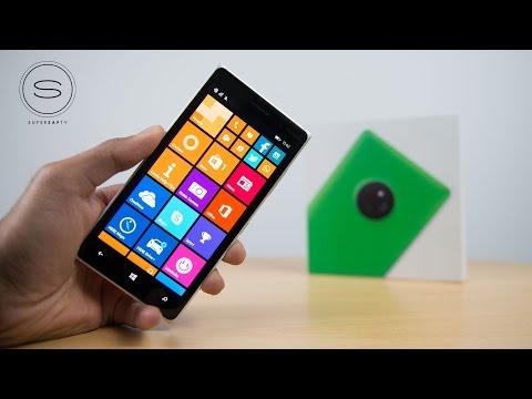 Nokia Lumia 830 - Review