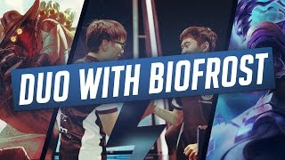 Doublelift- Why I duo with BIOFROST