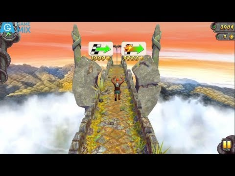 iGameMix/TEMPLE RUN 2 Fullscreen(Guy Dangerous Aviator)✔️Sky Summit Map*Gameplay For Kid#163